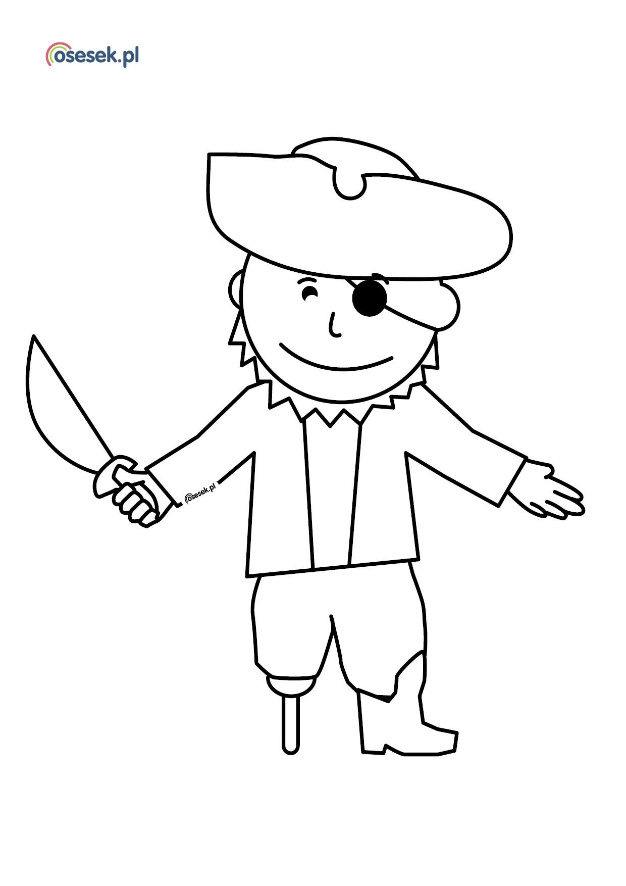 pirat wydrukuj