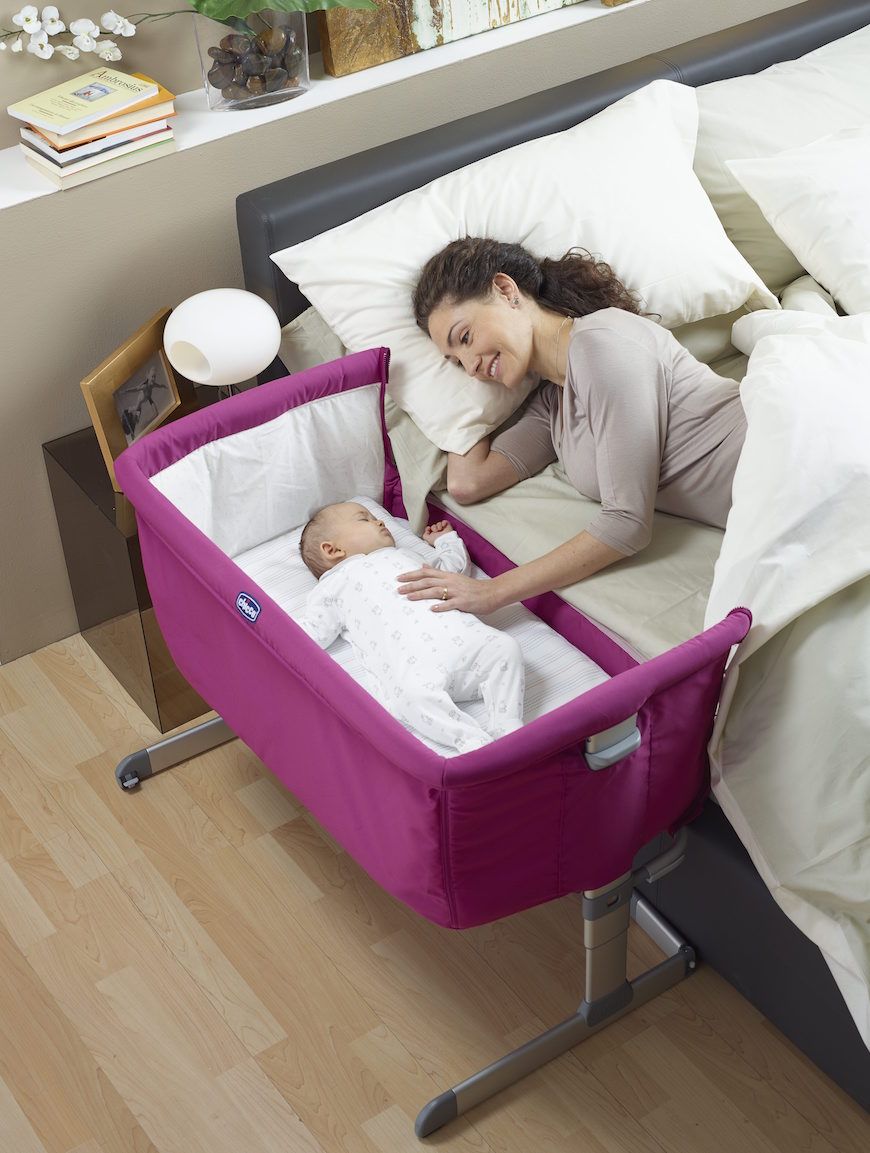 jak nauczyć spania we własnym łóżeczku