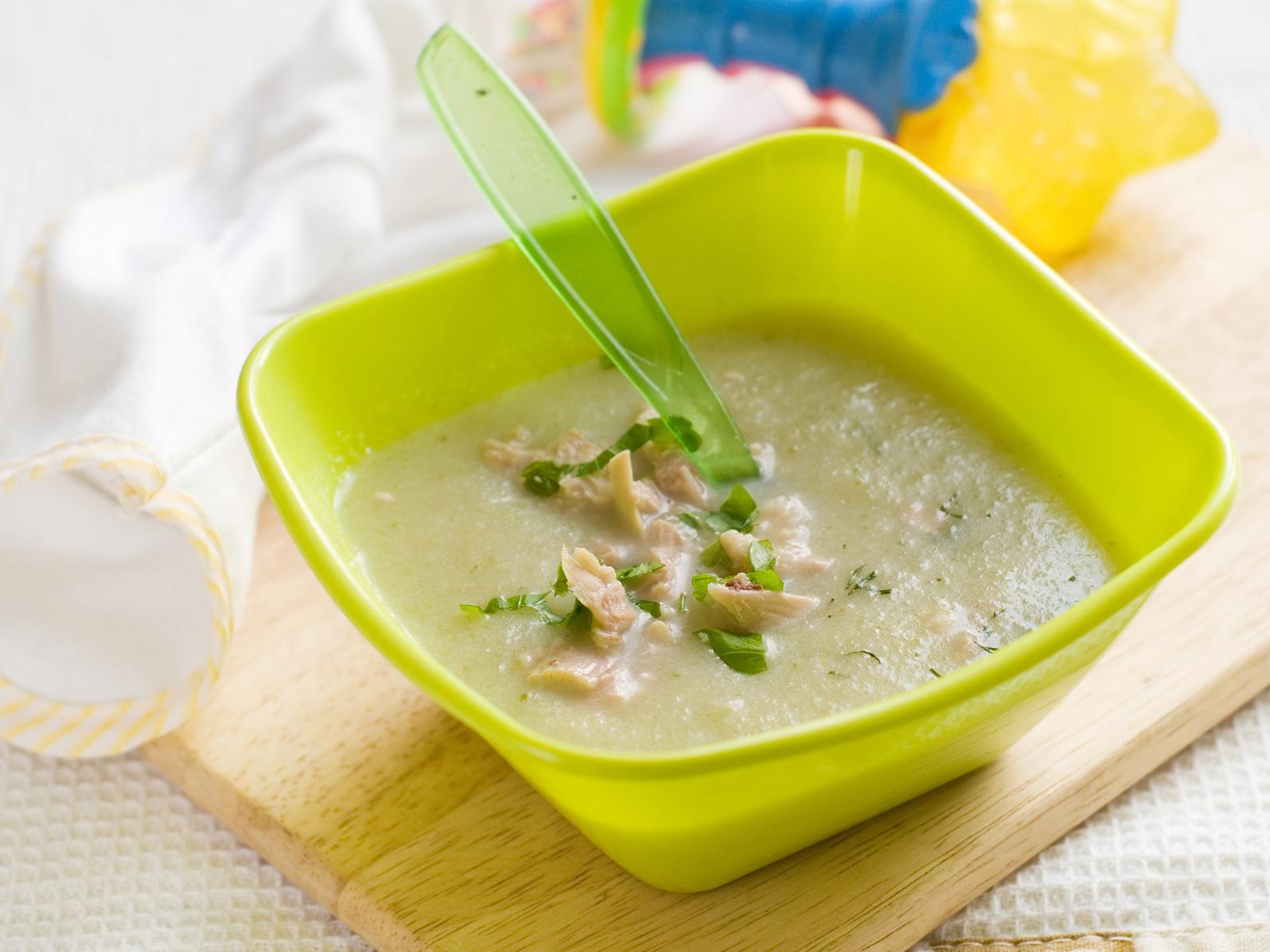 Суп пюре для детей фото