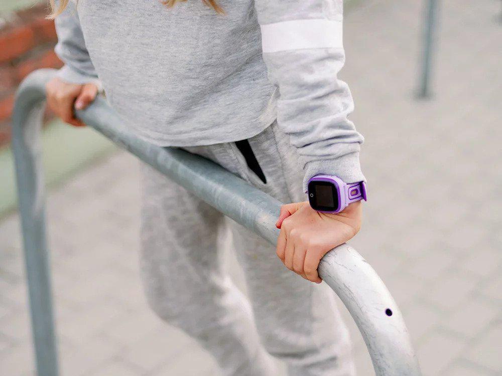 smartwatch dla dziewczynki