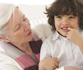 babcia wnuczek