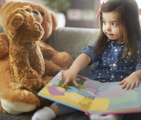 Polecane książki dla małych dzieci