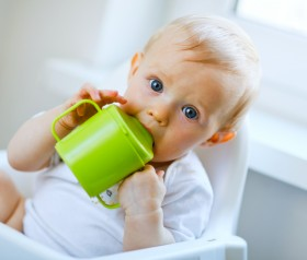 co do picia dla niemowlaka