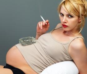czy palić w ciąży