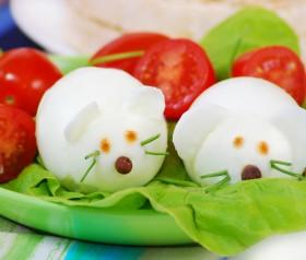 jajko w diecie niemowlęcia