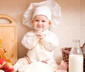 jak gotować z dzieckiem