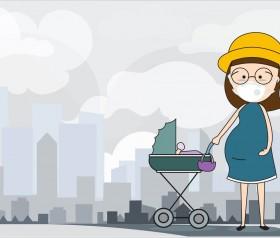 10 zasad dla ochrony dziecka przed smogiem
