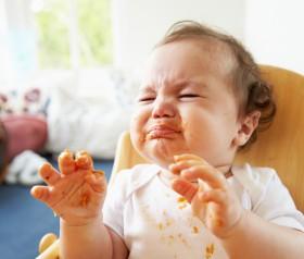 Rozszerzanie diety niemowlaka. Relacja z placu boju