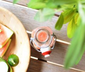 sok z arbuza i ogórka