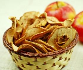 suszone jabłka przepis