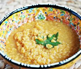 zupa z soczewicą przepis dla dziecka