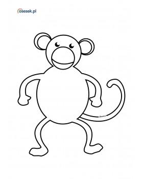 Psotna małpka