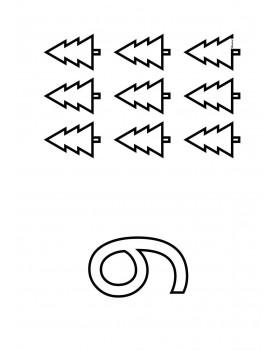 Policz choinki