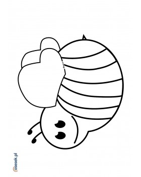 Pękata pszczółka