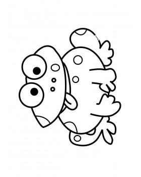 Rozbrykana Żaba