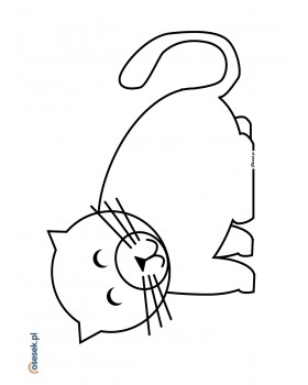 Kotek Mruczuś