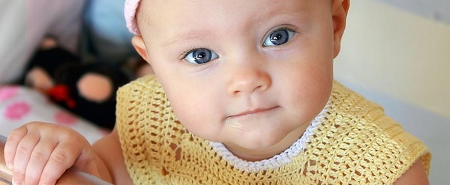 10 miesiąc życia niemowlęcia