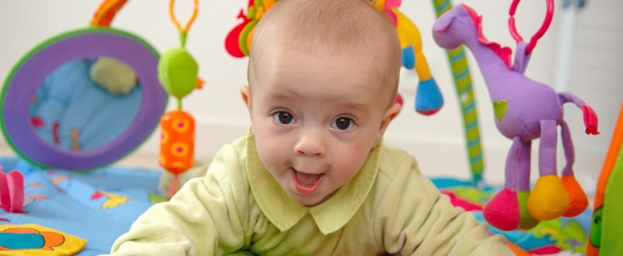 4 miesiąc życia niemowlęcia