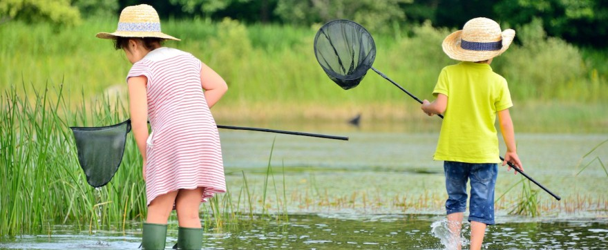 6 ciekawych miejsc na rodzinny wypoczynek nad jeziorem