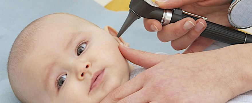 aparat słuchowy dla niemowląt