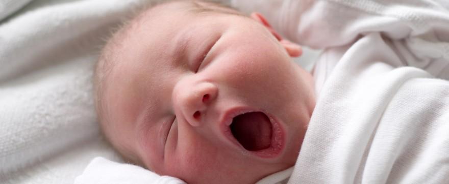 badanie śliny noworodek