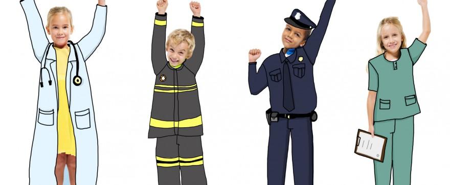 bezpieczne dziecko komu ufać