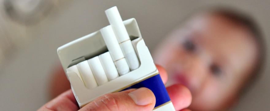 bierne palenie a infekcje u dzieci