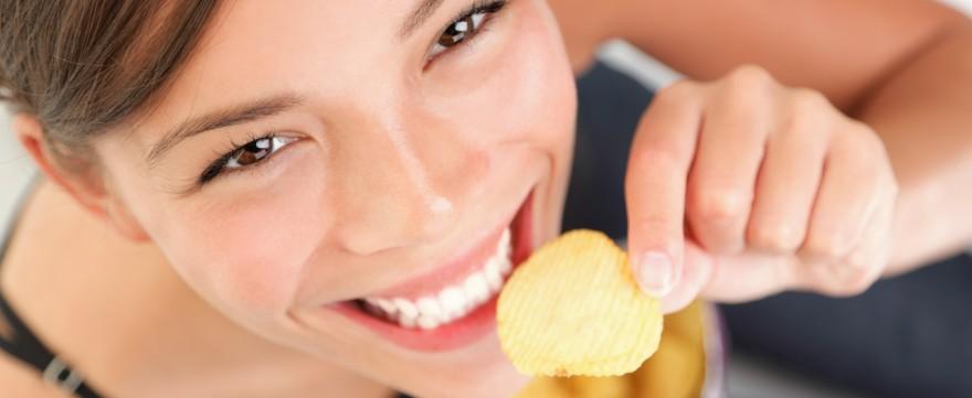 chipsy szkodzą sercu