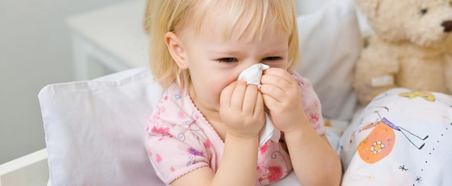 choroby zakaźne u dzieci