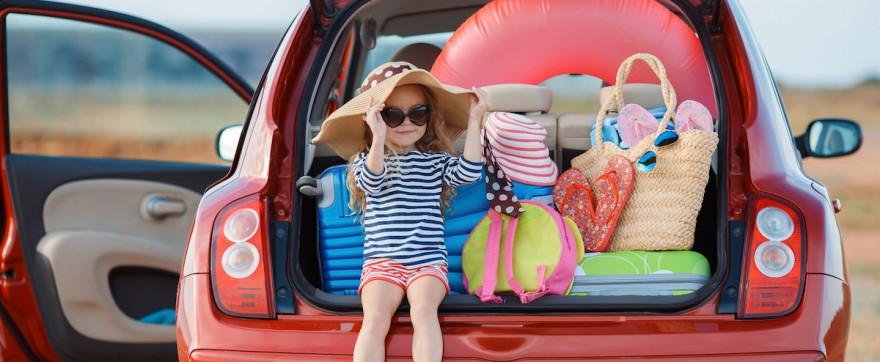 co zabrać w podróż z dzieckiem