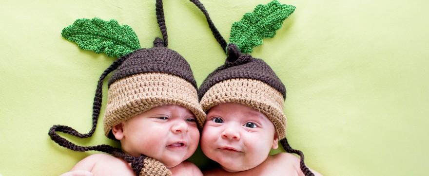 coraz więcej ciąż bliźniaczych