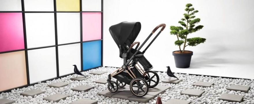 Wózki Cybex – połączenie bezpieczeństwa i nowoczesnego stylu
