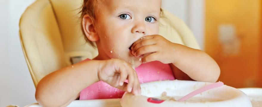 czego nie dajemy dzieciom do jedzenia