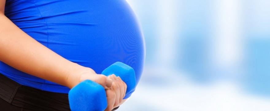 czy można ćwiczyć w ciąży