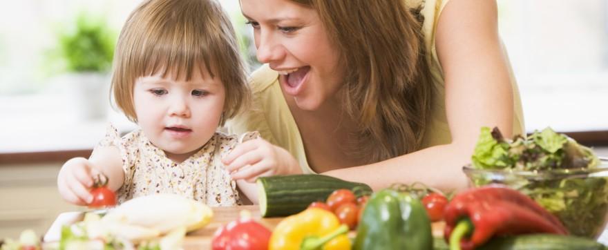 Dieta wzmacniająca odporność dziecka