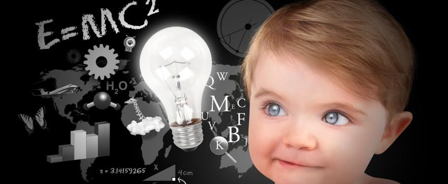 dzieci karmione piersią inteligentniejsze