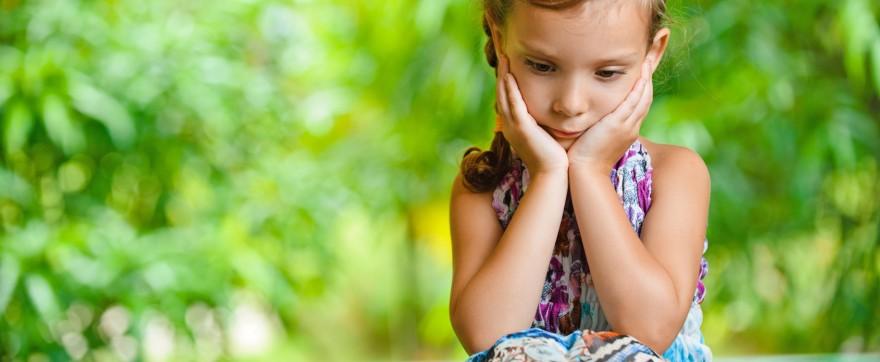 dziecięca depresja