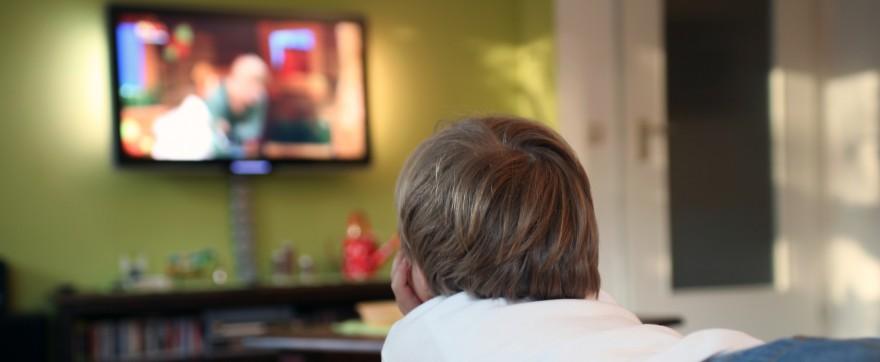 dziecko telewizja szkodzi
