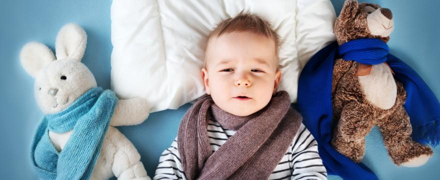 grypa objawy u dzieci