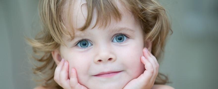 jak dbać o włosy dziecka