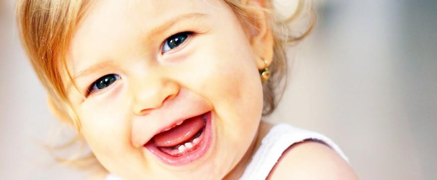 ząbki niemowlaka