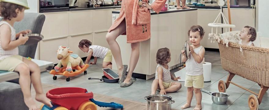 jak organizować codzienność z dzieckiem