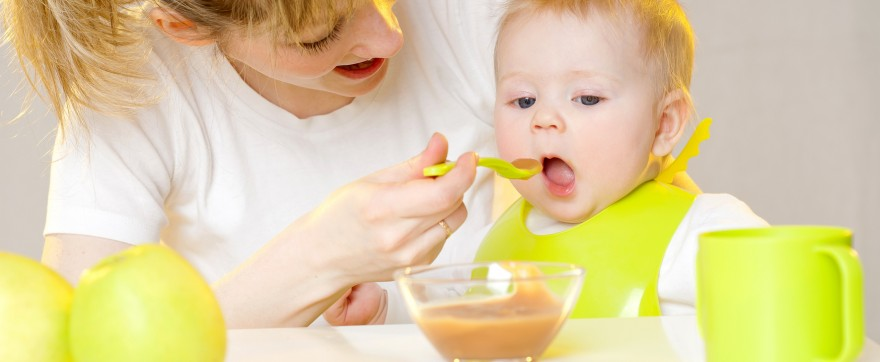 jak rozszerzać dietę niemowlęcia