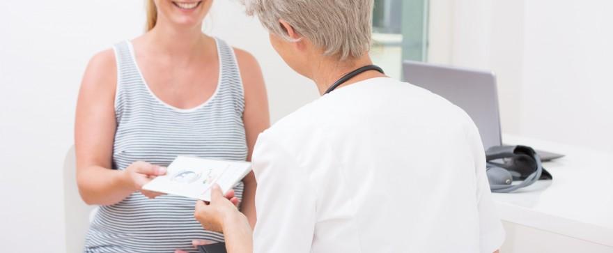 karta ciąży