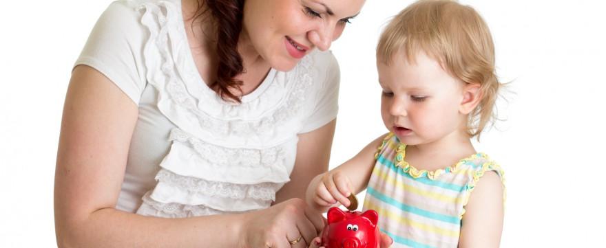 kieszonkowe dla dziecka
