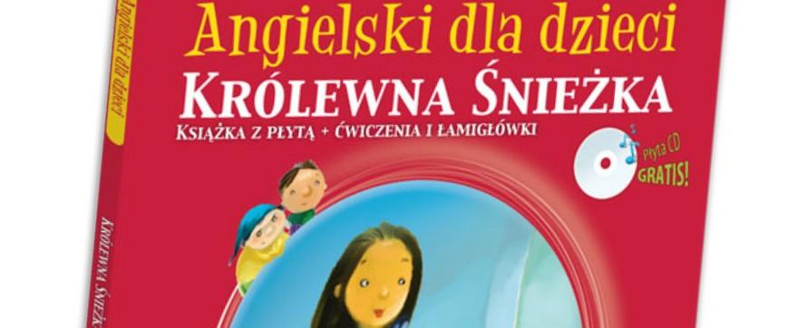 królewna śnieżka angielski dla dzieci