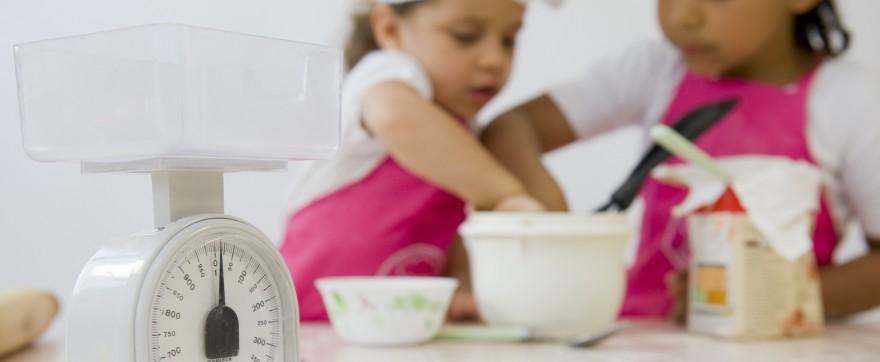 Przelicznik kuchenny mleko w proszku