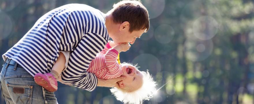 jak okazywać miłość dziecku