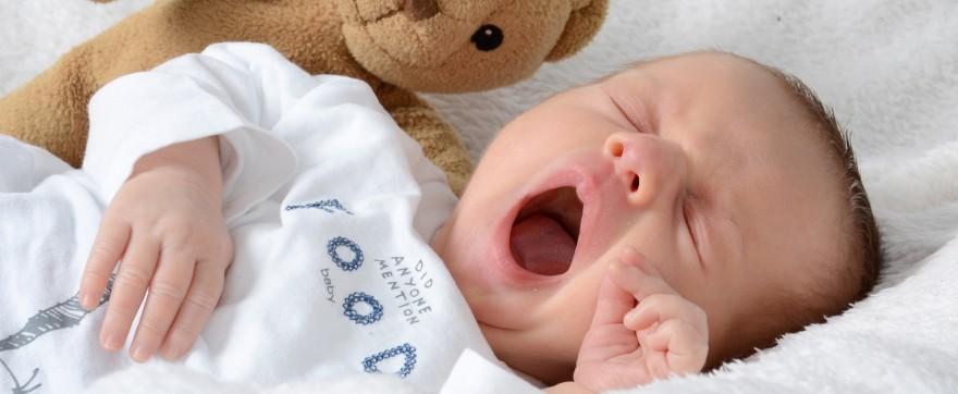 mały noworodek