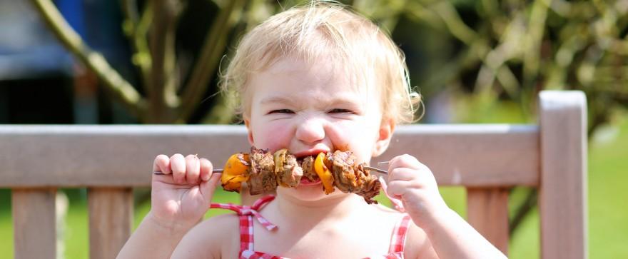 mięso w diecie dziecka